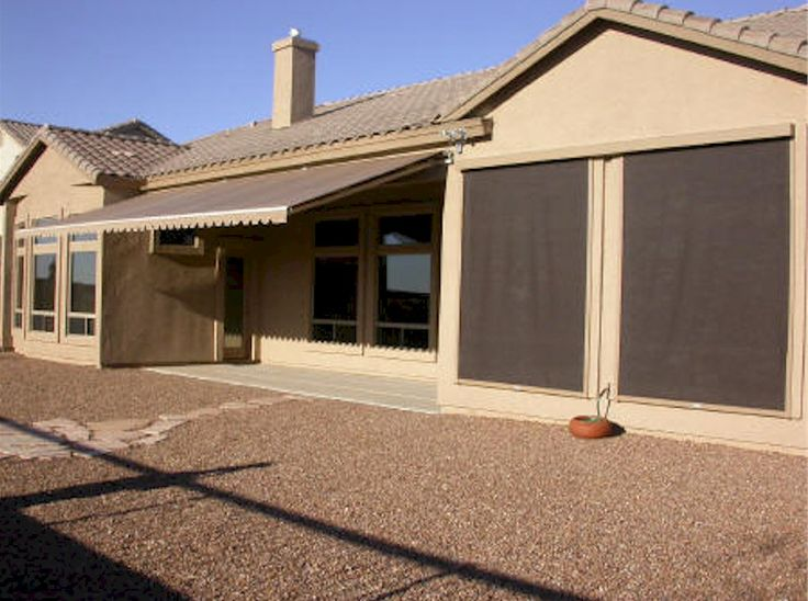 Perfect Retractable Awnings Phoenix