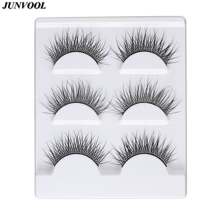 16mm Super Long Eyelashes Natural False Eye Lashes Extension Fashion Fake Eyelash Makeup Handmade Soft Party Eye Lash 30 Pairs