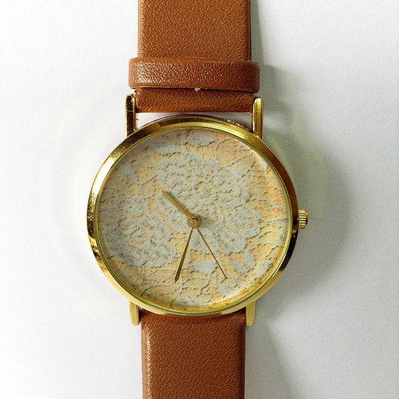Hoi! Ik heb een geweldige listing gevonden op Etsy https://www.etsy.com/nl/listing/175184055/vintage-lace-watch-vintage-style-leather