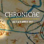 #Chronicae17, festival del romanzo storico di Piove di Sacco @sugarpulp