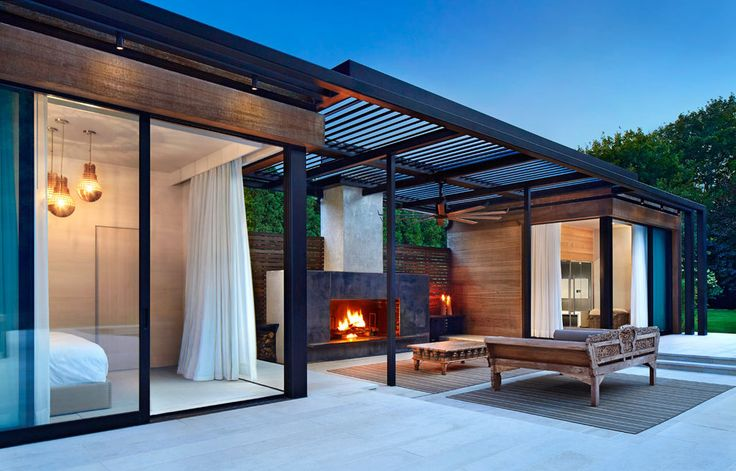 17 beste afbeeldingen over tuin zwembad huisje op pinterest zwembad huizen modern en zwembaden - Zwembad interieur design ...