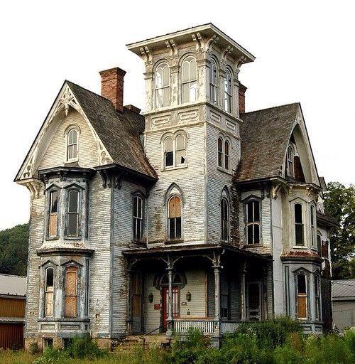 Beautiful Abandon Farm House Abandoned Places Pinterest