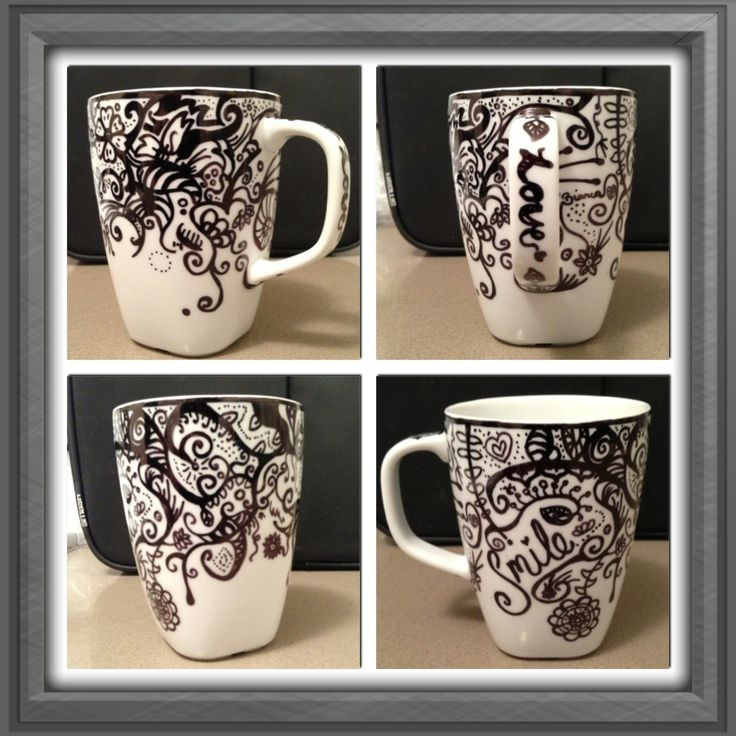 451 Best Images About Everything Sharpie On Pinterest
