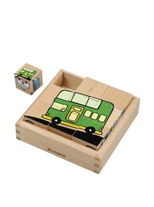 33% OFF playme Transportation Cube Puzzle