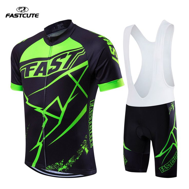 Fastcute Cycling jersey bike short clothing men summer quick-dry bike  clothes MTB Ropa Ciclismo 96e58b0bd