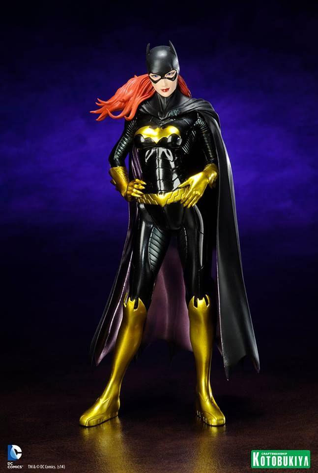 Kotobukiya DC Comics Batgirl New 52 ARTFX Statue