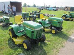 John Deere 322 and 318 | Flickr - Photo Sharing!