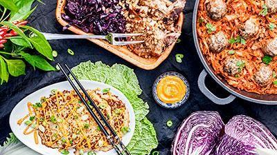 Červené, bílé i čínské! 3 večeře ze zelí, co nezruinují vašipeněženku