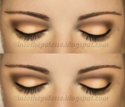 The Fab Four Eyeshadows Tutorial on Hooded eyes Which Also Works on All Eye Shapes