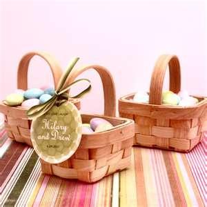 Mini Picnic Basket - Good Things Wedding Favors
