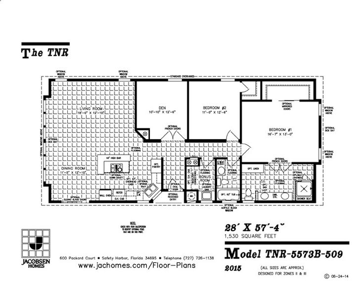 10 images about model tnr 5573b on pinterest models for Modular homes plans with 2 master suites