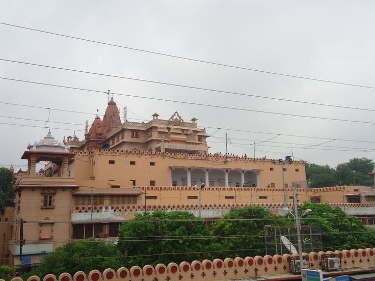 #SHRI Group Keshav Dev Temple, Lord Krishna Birth Place, Mathura