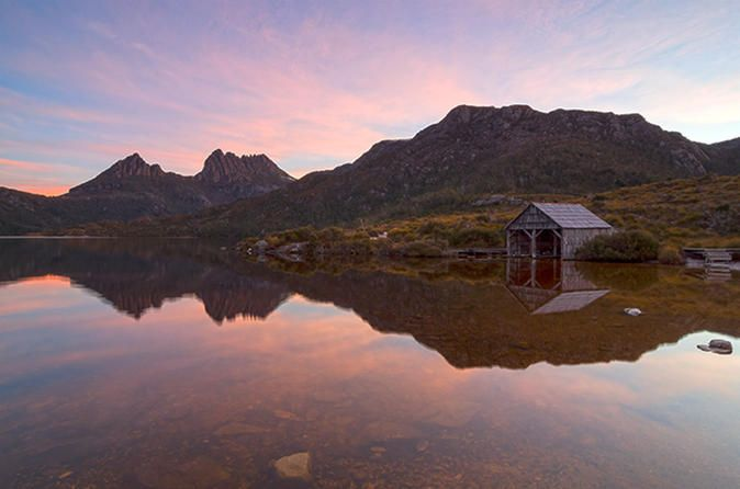 3-Day Cradle Mountain Photography Workshop Cradle Mountain is always a rewarding Tasmanian photography tour. Highlights of this 3 day workshop include two sunsets and two sunrises at Dove Lake; wildlife, including Tasmanian Devils up close at the Devils@Cradle park. You will also shoot rustic mountain huts including Waldheim Chalet and the picture perfect boat shed on Dove Lake. There are many beautiful rivers and waterfalls deep in the myrtle and king billy rainforest, and yo...