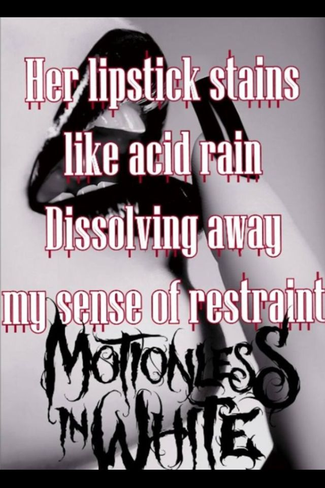 Lyric beautiful in white lyrics download : Best 25+ Motionless in White ideas on Pinterest   Botas efecto ...