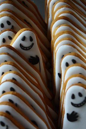 Farina : オバケクッキー