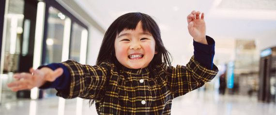 Why Acting Like a Toddler is a Great Idea. #mindfulness