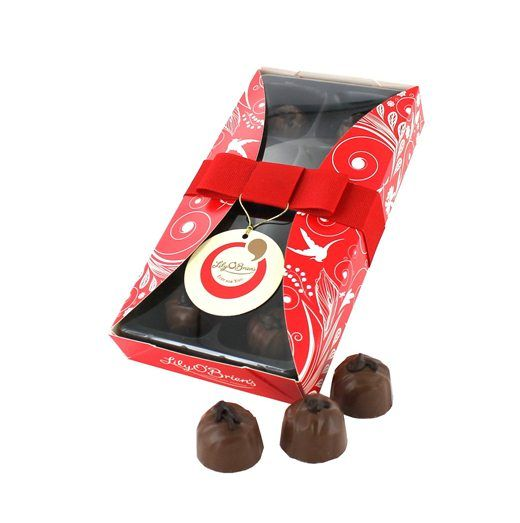 Christmas Favourites - Le Crunch Chocolat, 8 Chocolates available at LilyOBriens.ie