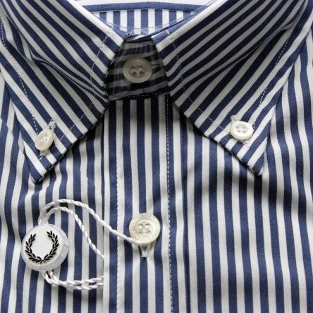 Fred Perry Slim Fit Shirt