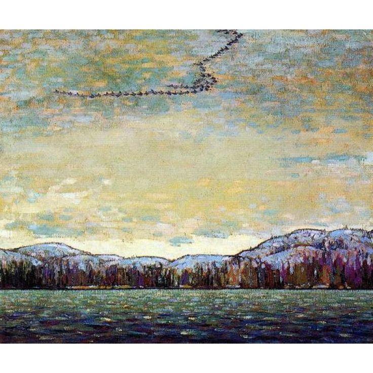 Chill November ARTIST: TOM THOMSON