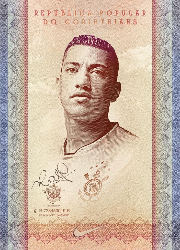Ralf jogador do Corinthians