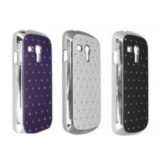 Aluminium Diamond Case hoesje Samsung Galaxy S3 Mini