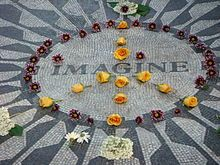 "John Lennon~Death of an Icon~""John Lennon was an English musician who gained worldwide fame as one of the founders of The Beatles, for his subsequent solo career, and for his political activism and pacifism. He was shot by Mark David Chapman at the entrance of the building where he lived, The Dakota, in New York City, on Monday, 8 December 1980; Lennon had just returned from Record Plant Studio with his wife, Yoko Ono."""
