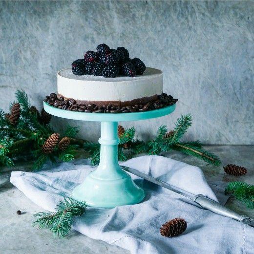 Рецепт - Веганский кофейный торт «Мокко»