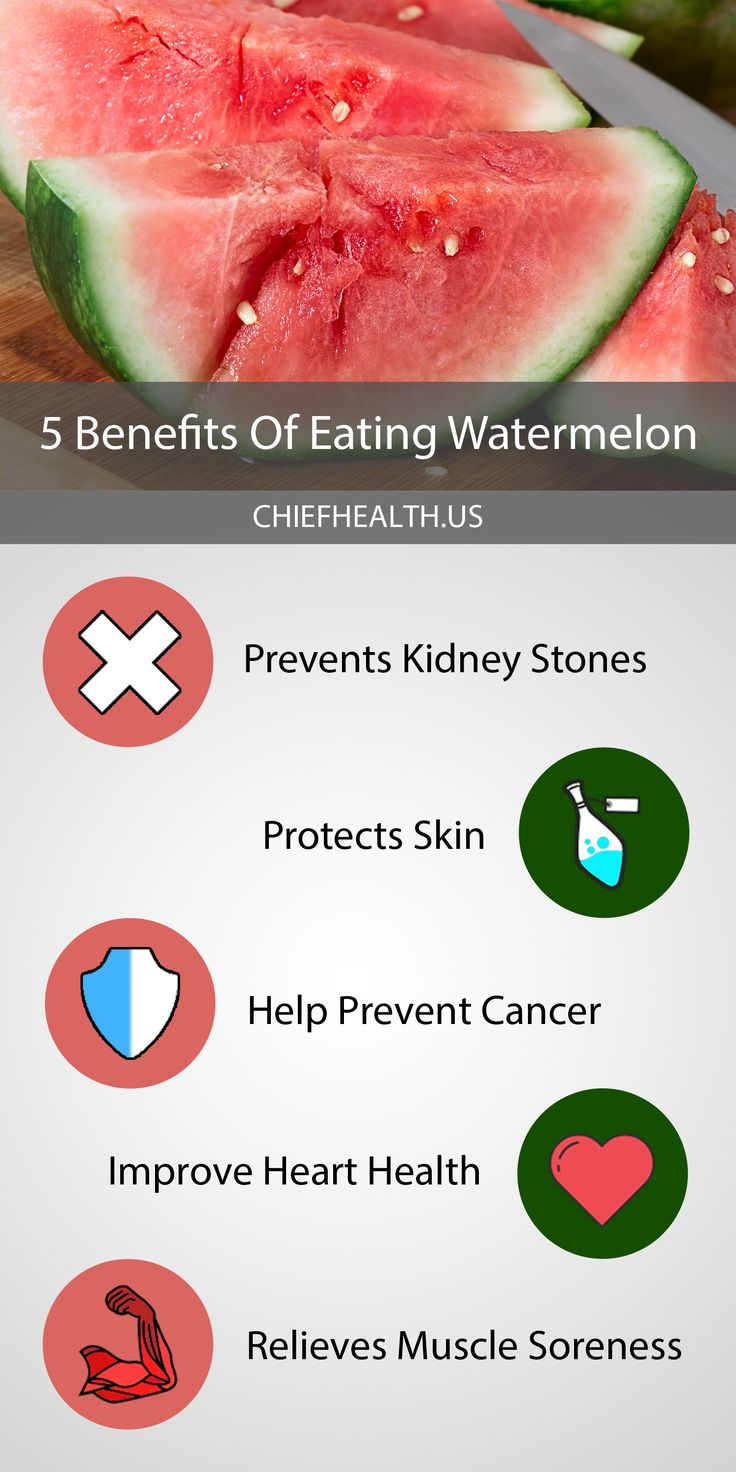 5 Benefits Of Eating watermelon: Watermelon is a thirst-quenching delicious fruit that is full of vitamin A, antioxidants and amino acids that improve health. Plus, it's fat-free, low in sodium and is relatively low in calories (only 40 per cup!).