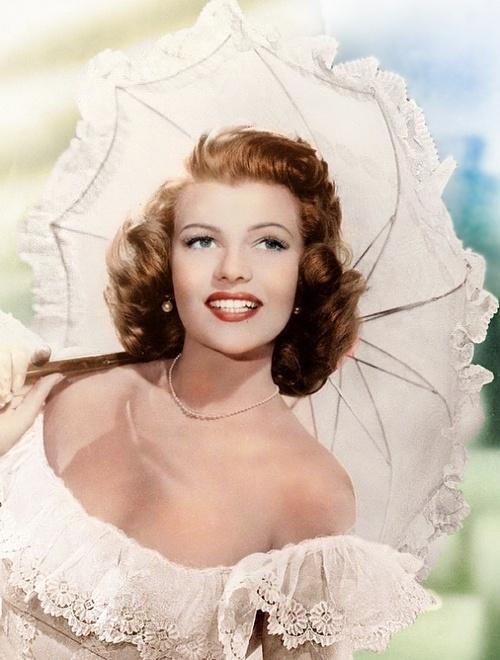 Rita Hayworth c. 1948