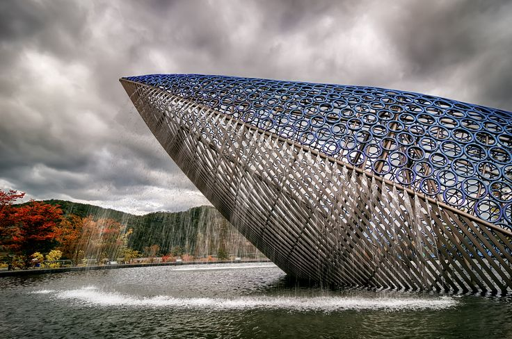 Ulsan KTX Whale Fountain - Ulsan, South Korea | Flickr - Photo ...