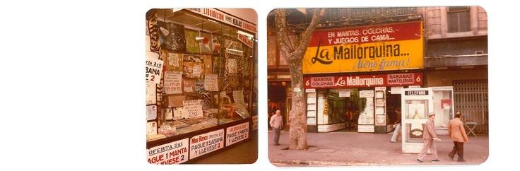 1970  IMATGES DE l'APARADOR A LA DÈCADA DELS 70