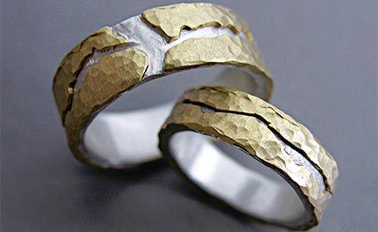 необычные обручальные кольца - Поиск в Google