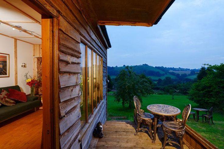 The Garden Lodge Shropshire - Independent Cottages