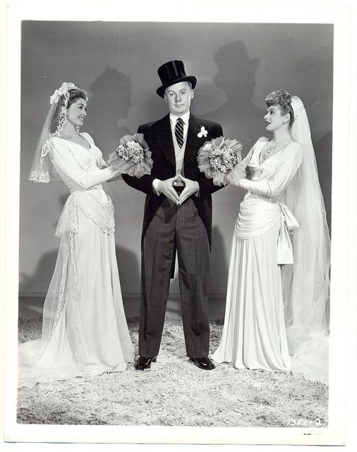 Esther Williams Van Johnson And Lucille Ball Easy To Wed I Love Lucyclic Hollywoodclic