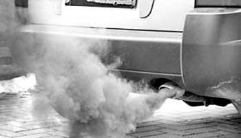 car pollution. bad bad bad