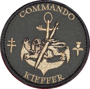 COMMANDO KIEFFER -