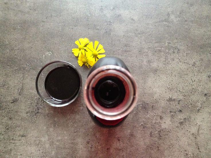 Trixiina kuchařka: Meducína z černého bezu
