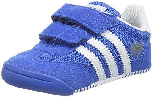 Oferta: 34.95€. Comprar Ofertas de adidas Dragon L2W Crib, Zapatos de Primeros Pasos Unisex Bebé, Azul / Blanco (Azucie / Ftwbla / Azucie), 16 EU barato. ¡Mira las ofertas!