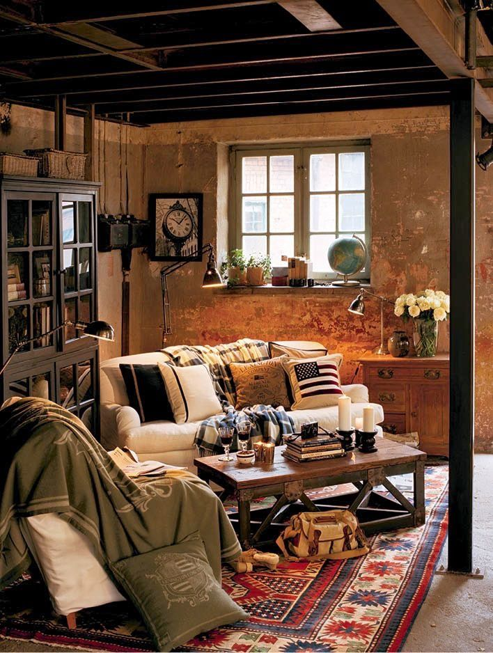 Find This Pin And More On Basement Ideas Unfinished Basement Idea More