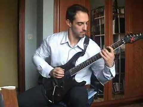 Analisis guitarra CORT X-TH