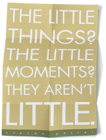 Little things...: Little Things, Notabl Note, Quotes Thoughts, True Dat, Quotabl Quotes