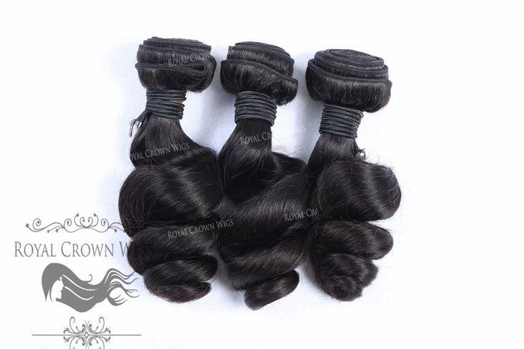 Loose Wave #1 Human Hair Weft – #hair #human #Loos…