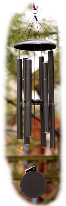 Corinthian Bells 36-inch wind chime  Lovely by your front door to greet friends!  #windchime