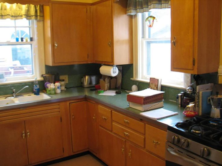 1950S Kitchen Cabinets Brilliant 1950S Kitchen Cabinets  Google Search  Kitchen Inspiration Decorating Design