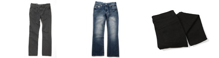Burlington Coat Factory : Take the guess work out of finding a great pair of jeans with a great fit. Find them all here - at a great price!