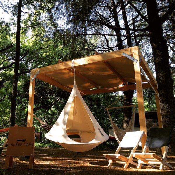 Tyler Camping Hammock Outdoor Outdoor Seating Areas Backyard