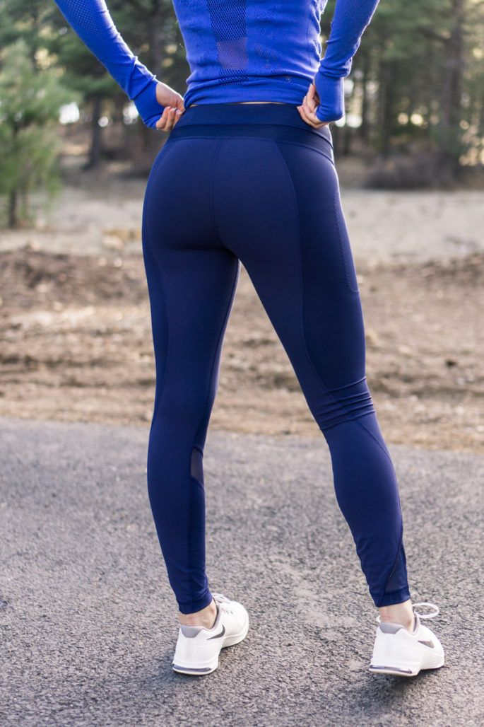 The best lululemon running tights for petite women