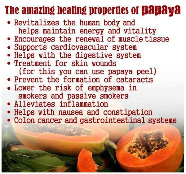 Papaya pulp contains natural exfoliants. A face pack made of papaya pulp can refresh your skin.  #Health #EbixAdam