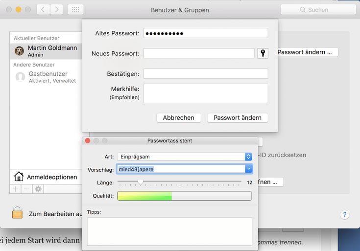 So wird Ihr Mac sicherer Mac und Erste hilfe
