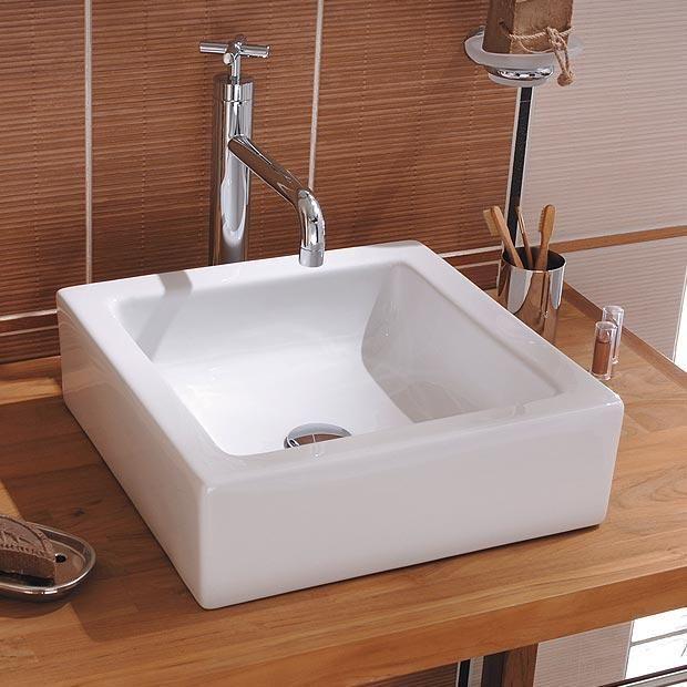 Vasque Quattro - à poser - Les Vasques à poser - Lapeyre